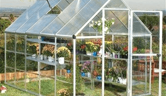 Metal Greenhouses