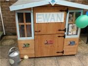 Ewans, Garden House