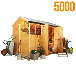 The BillyOh 5000 Workman's Hut Range