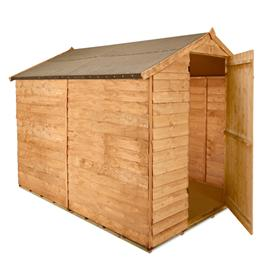 BillyOh 30M Windowless Classic Overlap Apex 7'x6' Shed