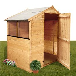 BillyOh 300S 3'x6' Value T and G Apex Garden Sheds