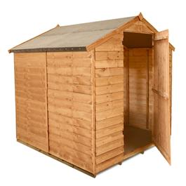BillyOh 30S Windowless Classic Value Overlap Apex Sheds - 3'x6'