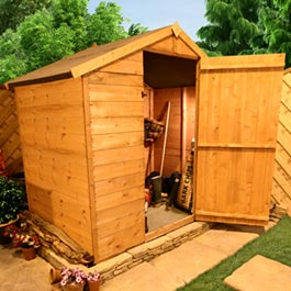 BillyOh 300S Windowless T and G Shed 3x6