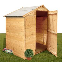 BillyOh 300S Windowless Garden Shed 3'x6'