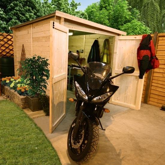 Billyoh 28mm Premium Motorbike Store Bike Storage