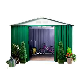 BillyOh Ballington 8' x 6' Metal Shed
