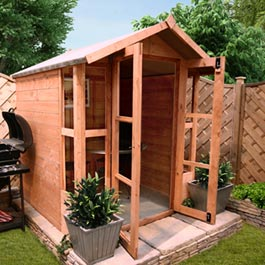 BillyOh 4000S Lucia Tongue and Groove Summerhouse