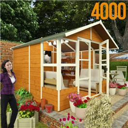 BillyOh 4000L Lucia Tongue and Groove Summer Houses
