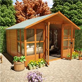 The BillyOh 4000 Lucia Summerhouse Range