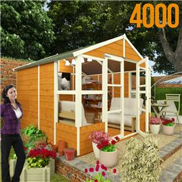 BillyOh 4000L Tete a Tete Tongue and Groove Summer House