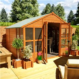 BillyOh 4000XL Tete a Tete Tongue and Groove Summerhouse