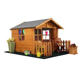 Mad Dash Lollipop Junior Wooden Playhouse