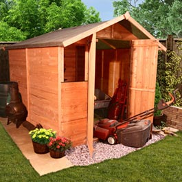 BillyOh 4000M Kent 6' x 8' Apex Wooden Sheds