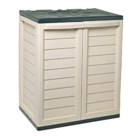 Compact Utility Cabinet with Shelf