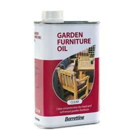 Barrettine Universal Garden Furniture Oil - 3 Litres