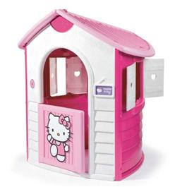 Smoby Hello Kitty Cottage Plastic Playhouse