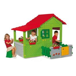 Smoby Floralie Plastic Playhouse