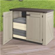 Keter Lounge Shed - Plastic Storage Unit
