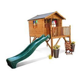 Mad Dash Lollipop Junior Tower Xtra Playhouse Including Slide (Slide Options Available)