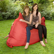 Norfolk Leisure Xpandacush Giant Bean Bag Red