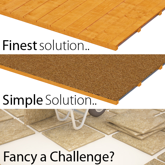 Choose Your Floor Style