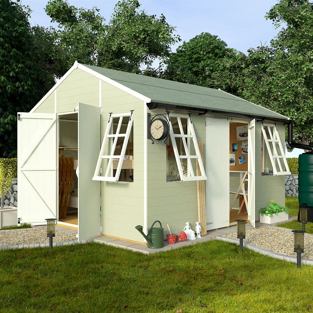 Wooden sheds for sale cheap timber garden shed for Cheap outdoor sheds for sale