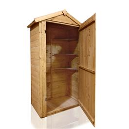 BillyOh Tongue and Groove Tall Sentry Box Grande - 3 x 2 Sentry Box Large