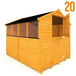 BillyOh 20 Rustic Economy Overlap With Stable Door