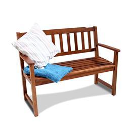 2 Seat Eucalyptus Bench