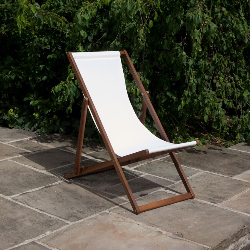 BillyOh Hampton Ecru Deck Chair