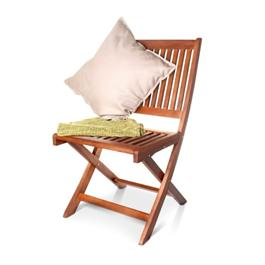 Folding Pack Of 2 Garden Chairs