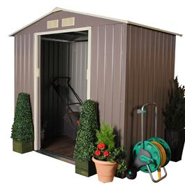 BillyOh Archer Metal Shed Range Including Foundation Kit