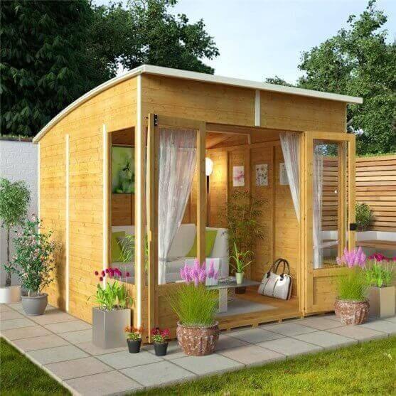Billyoh 5000 Sunroom Summerhouse Range Summer Houses