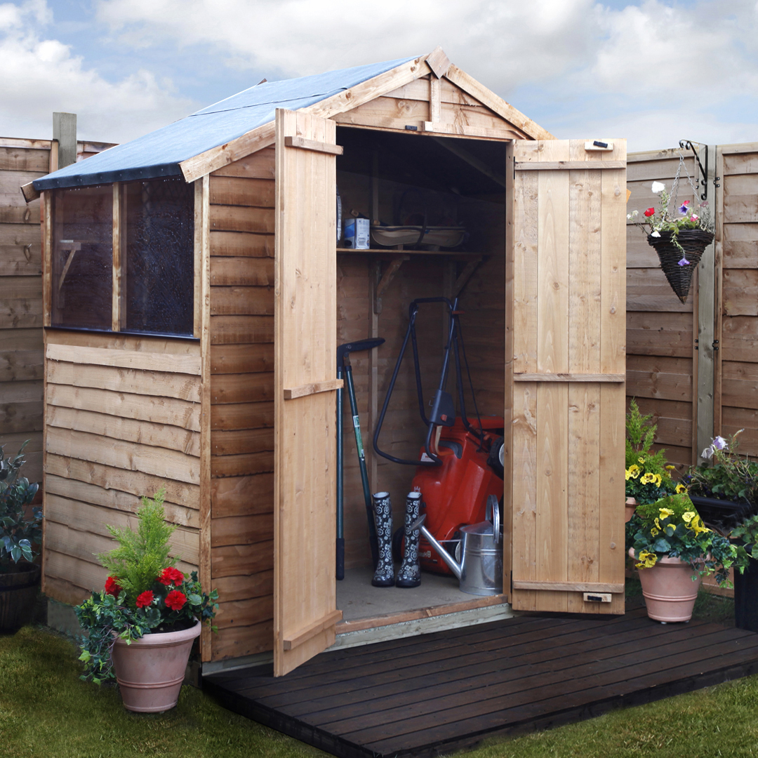 Garden shed 6 x 4 shop for cheap products and save online for Garden shed 6 x 4 cheap