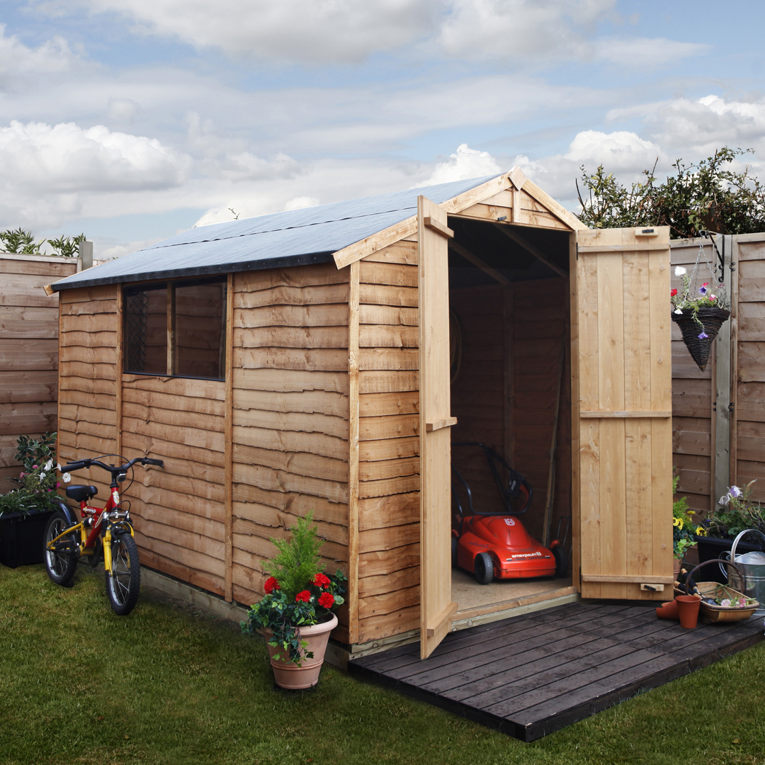 Wooden sheds for sale cheap timber garden shed for Cheap garages for sale