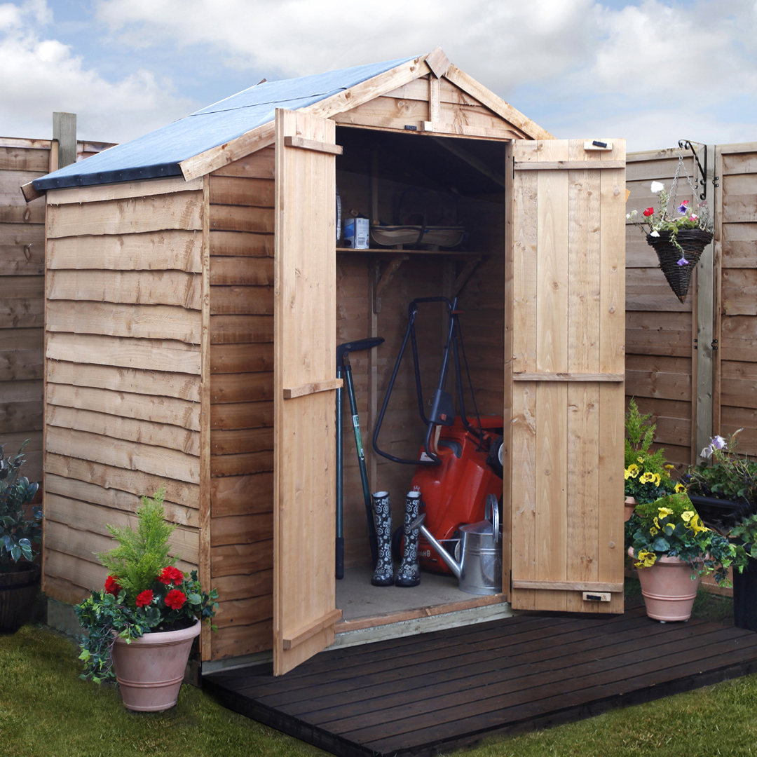 Garden Sheds 3 X 4 6 x 4 sheds | cheap 6ft x 4ft sheds for sale | compare prices