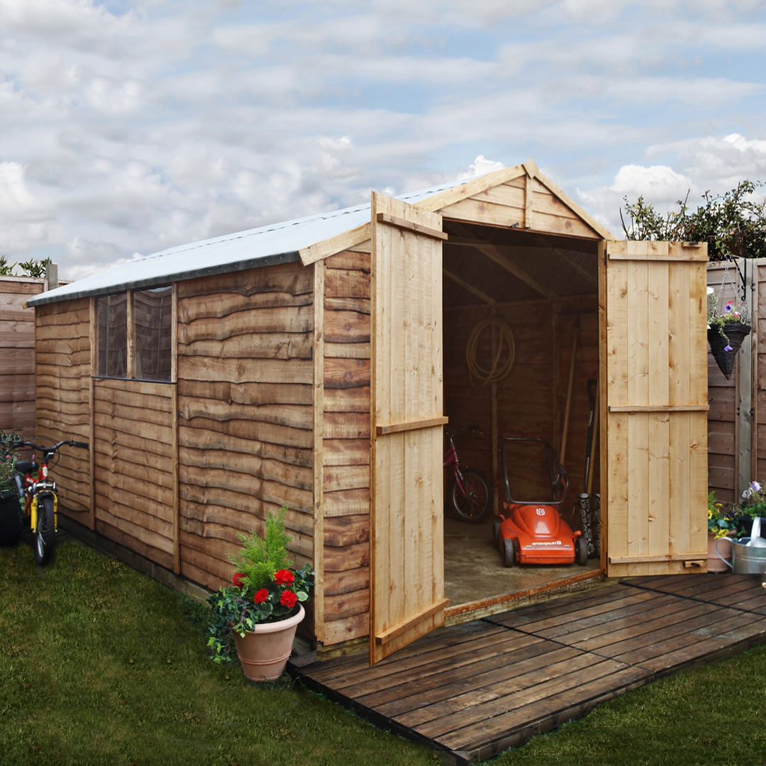 Garden Sheds Buildings Review Why You Need Billyoh 12 X