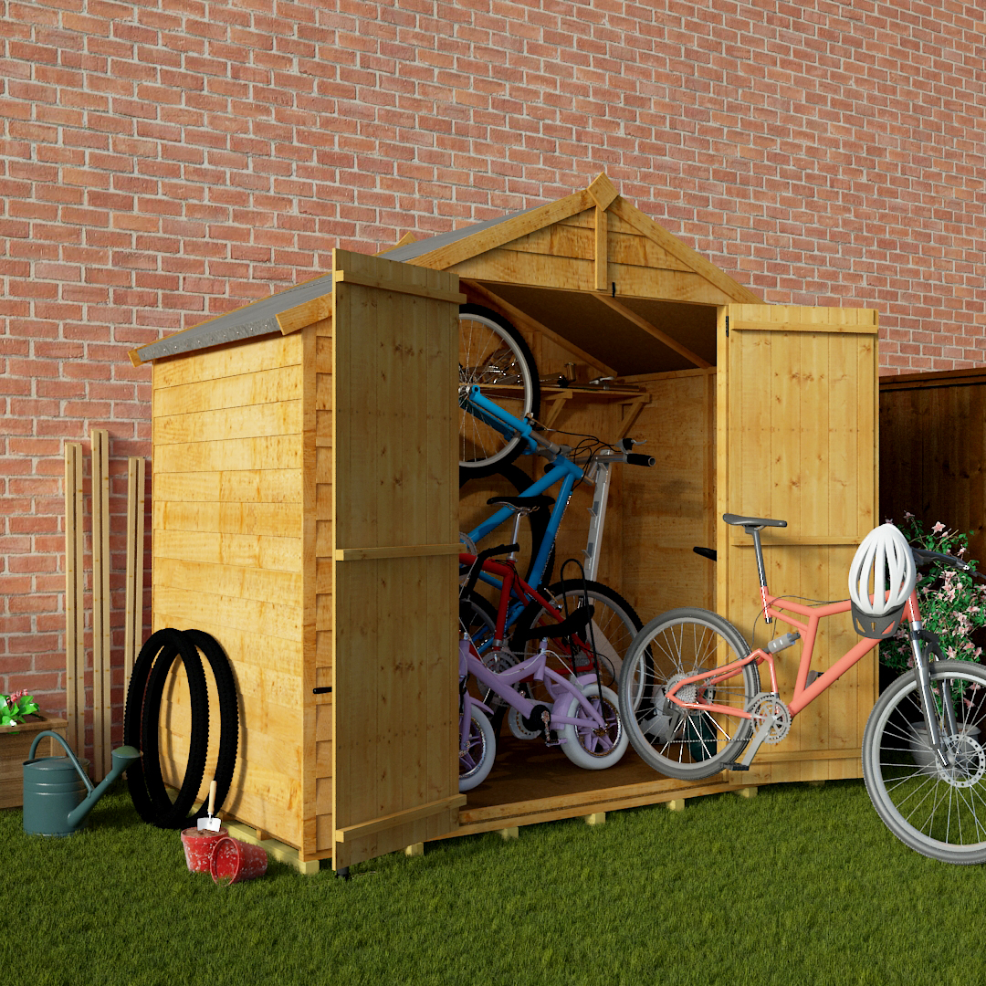 4x7 - 30 OL Bike Store