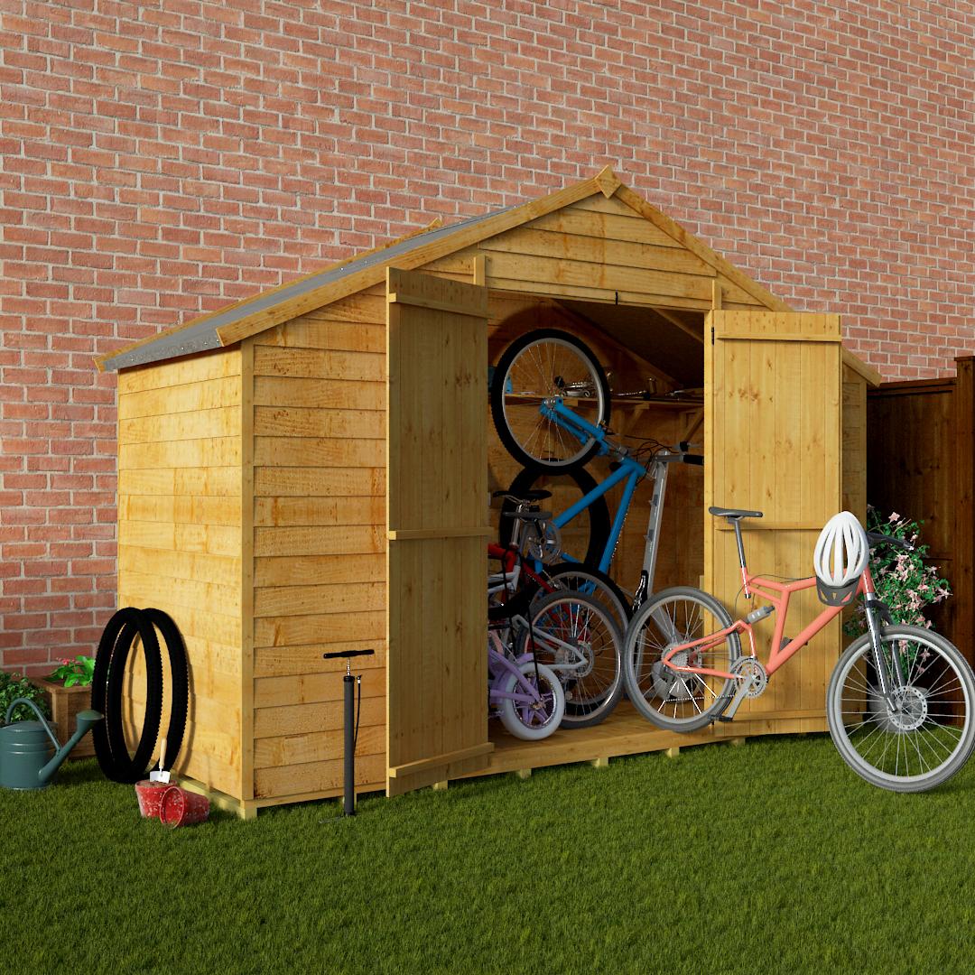 4x10 - 30 OL Bike Store