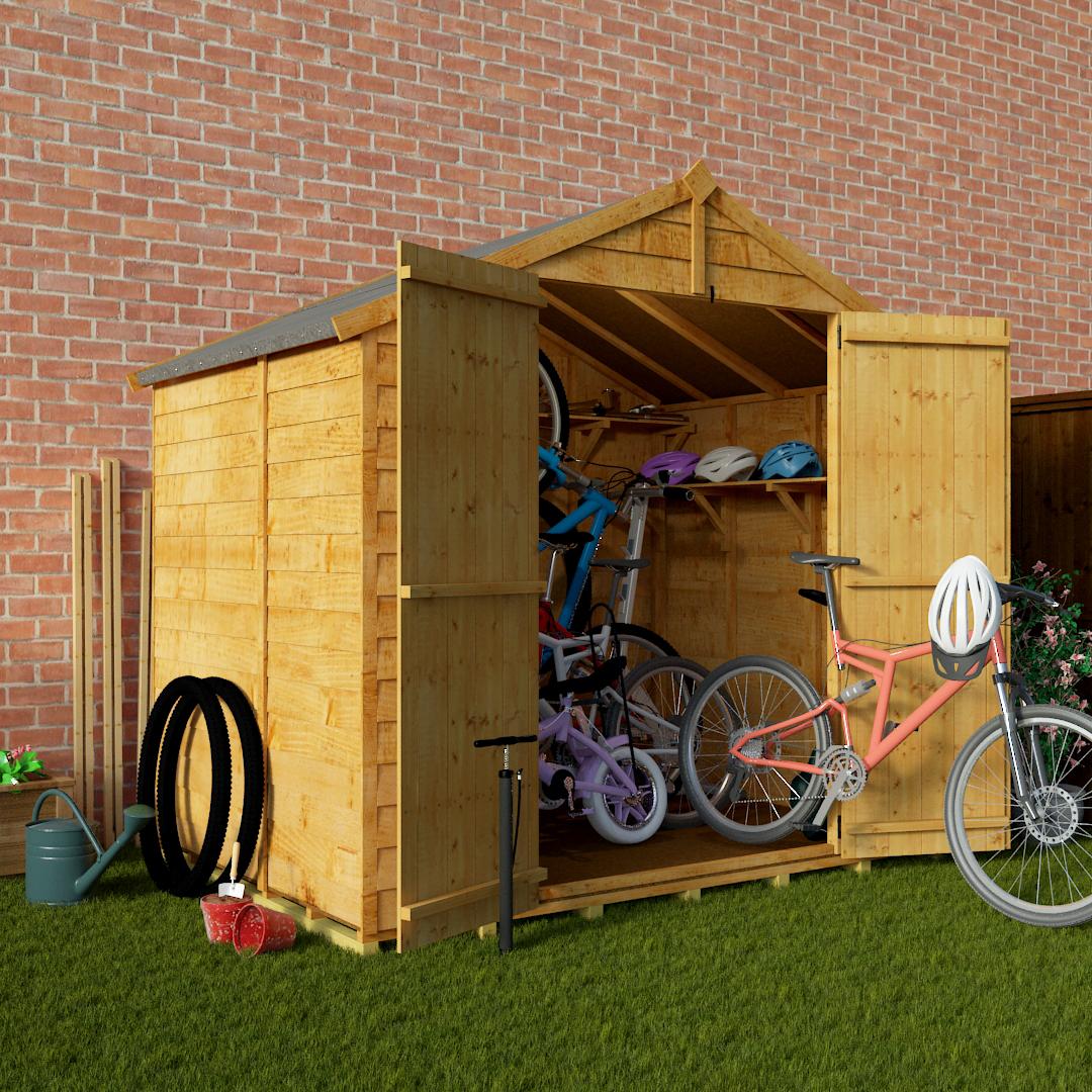 5x7 - 30 OL Bike Store
