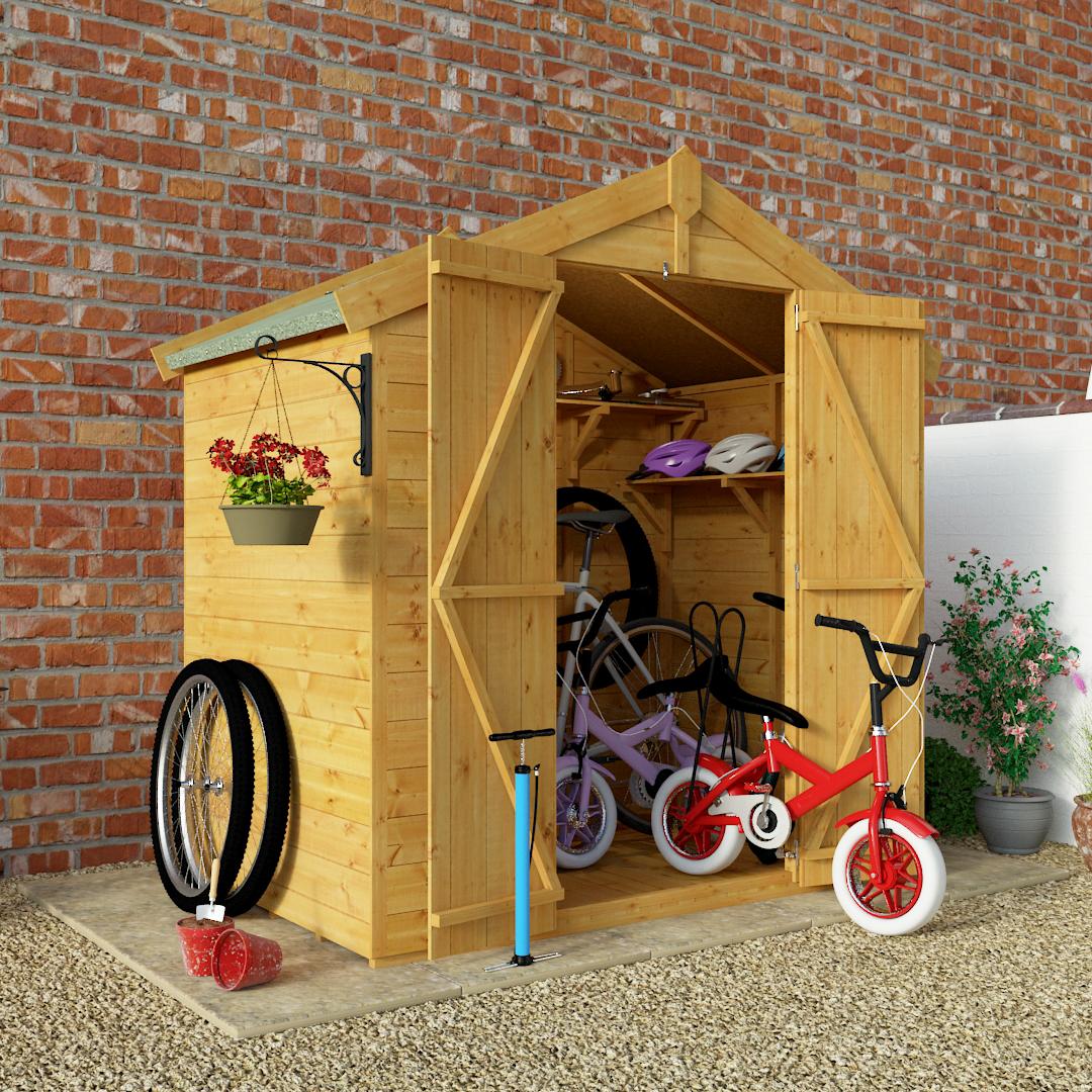 4x6 - 4000 TG Bike Store