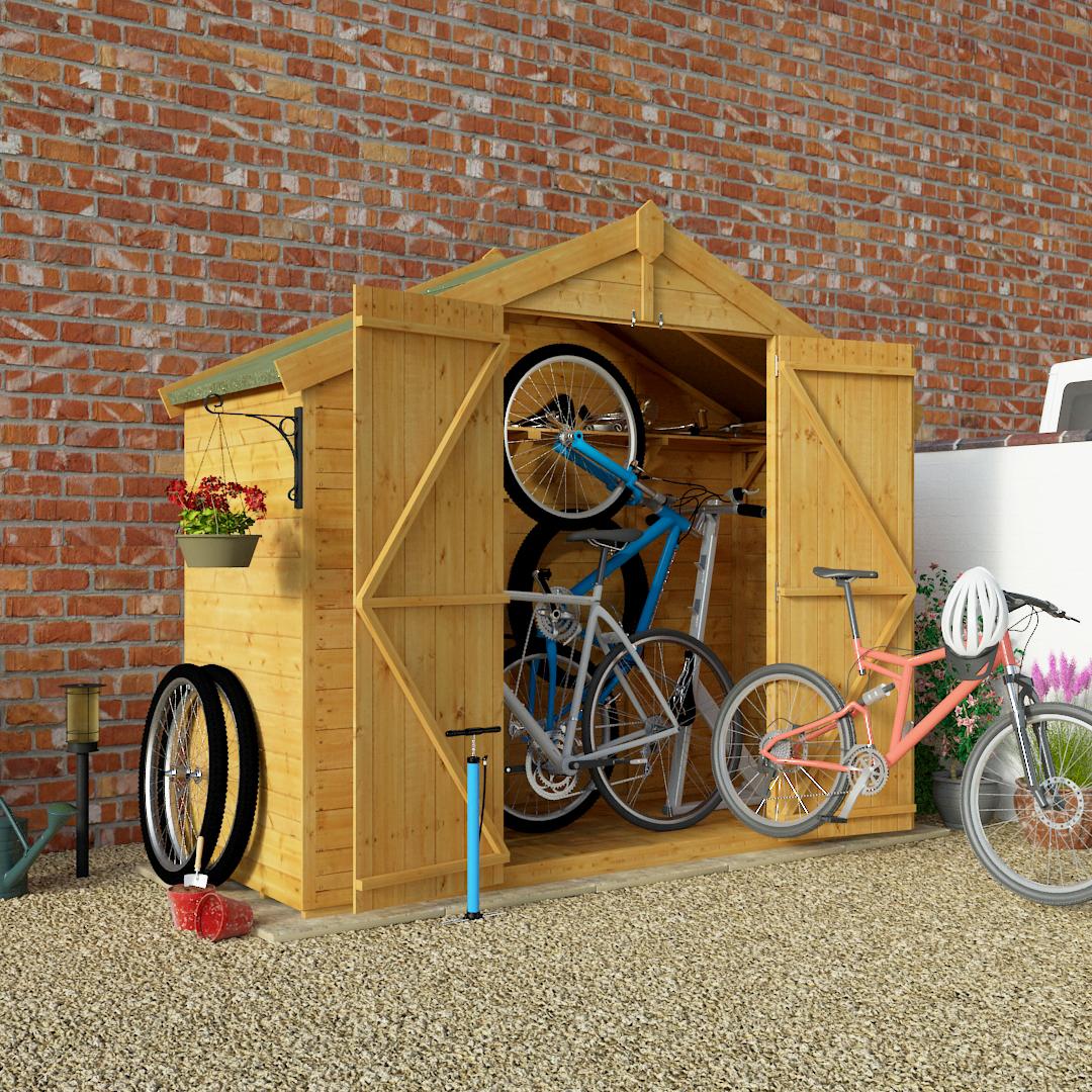 3x8 - 4000 TG Bike Store
