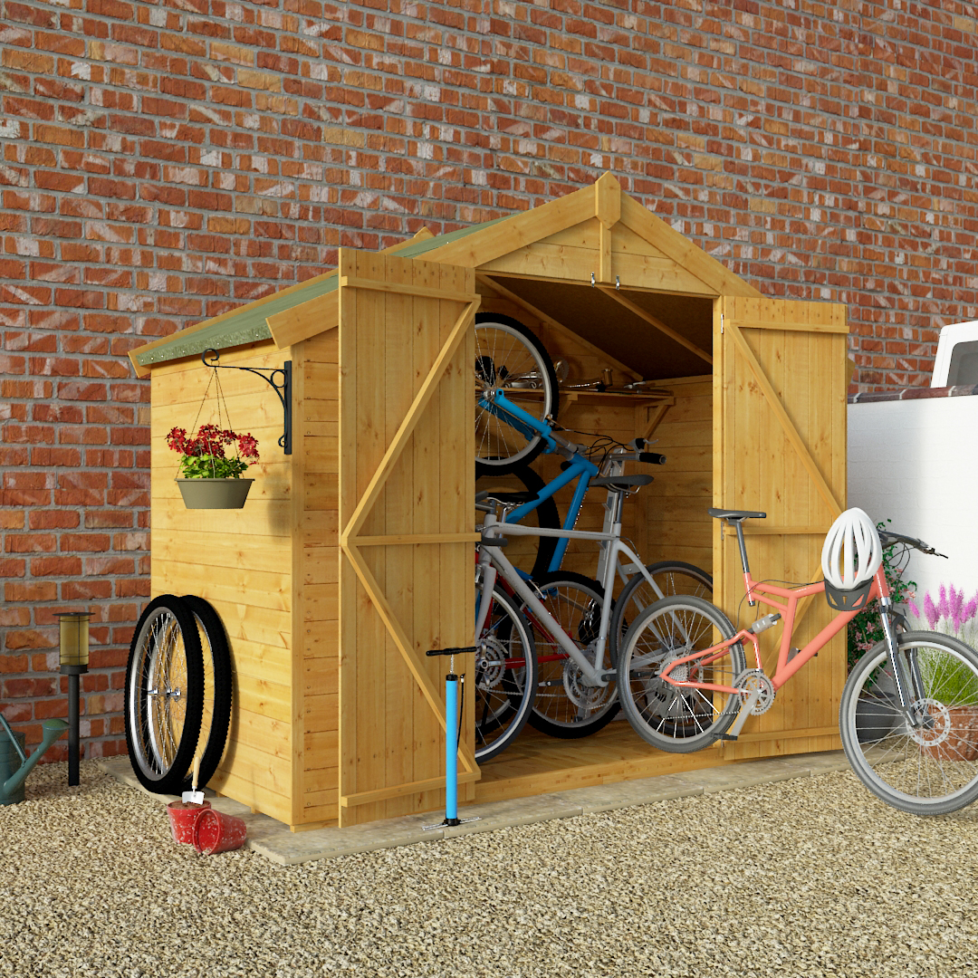 4x8 - 4000 TG Bike Store