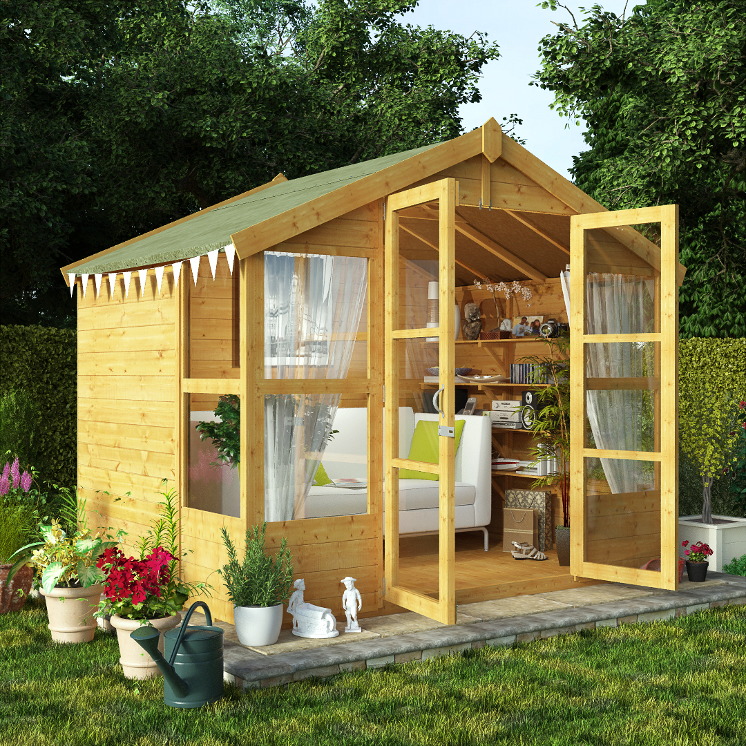 Buy Summerhouses Great For All The Family Www