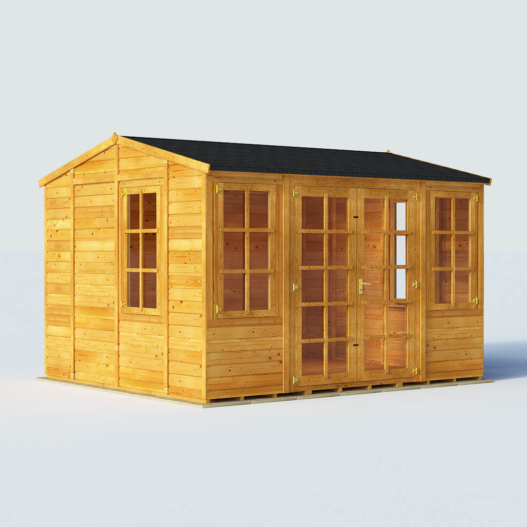 12x10 - Diplomat Summerhouse