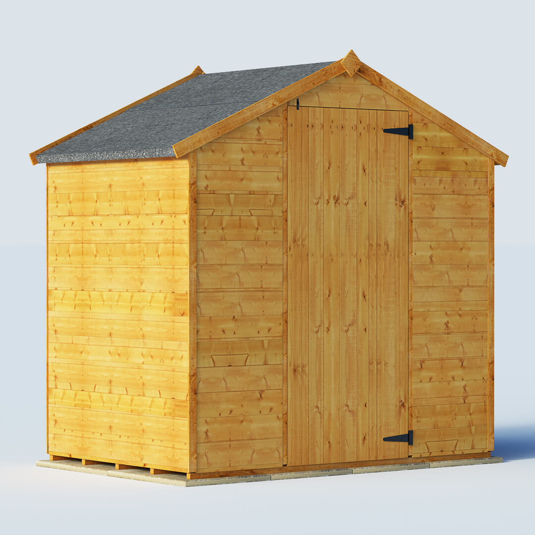 Garden shed 6 x 4 shop for cheap sheds garden for Garden shed 6 x 4 cheap