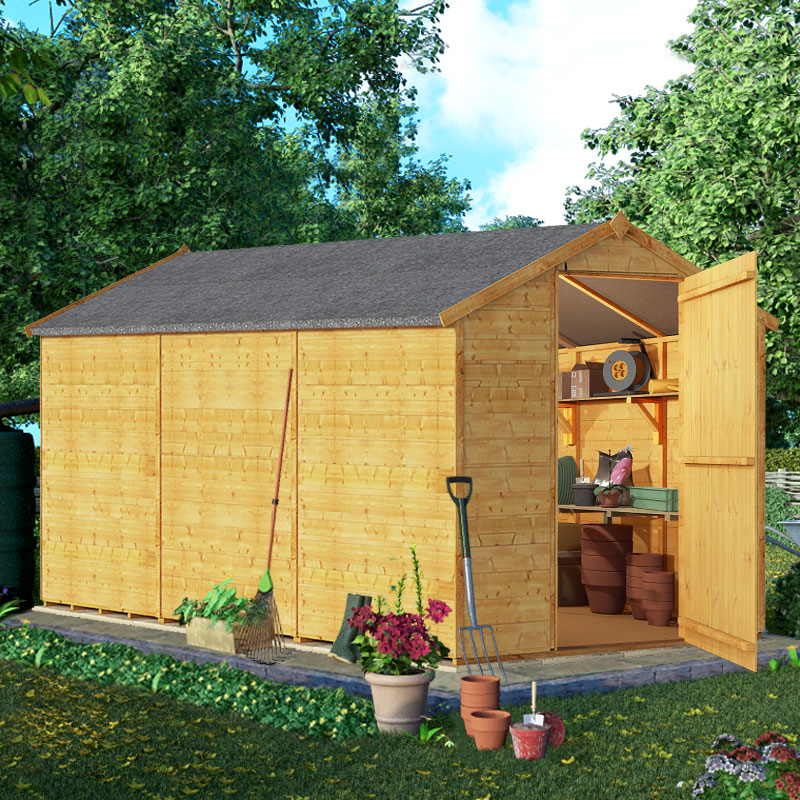 Buy cheap shed compare sheds garden furniture prices for Affordable garden sheds