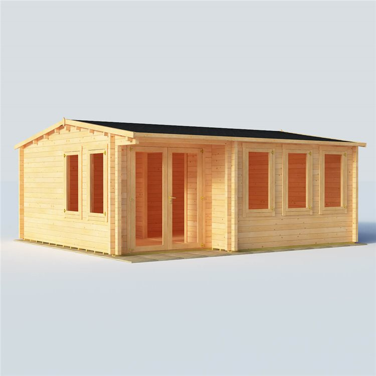 Billyoh kent garden office log cabins garden buildings for Build your own garden office