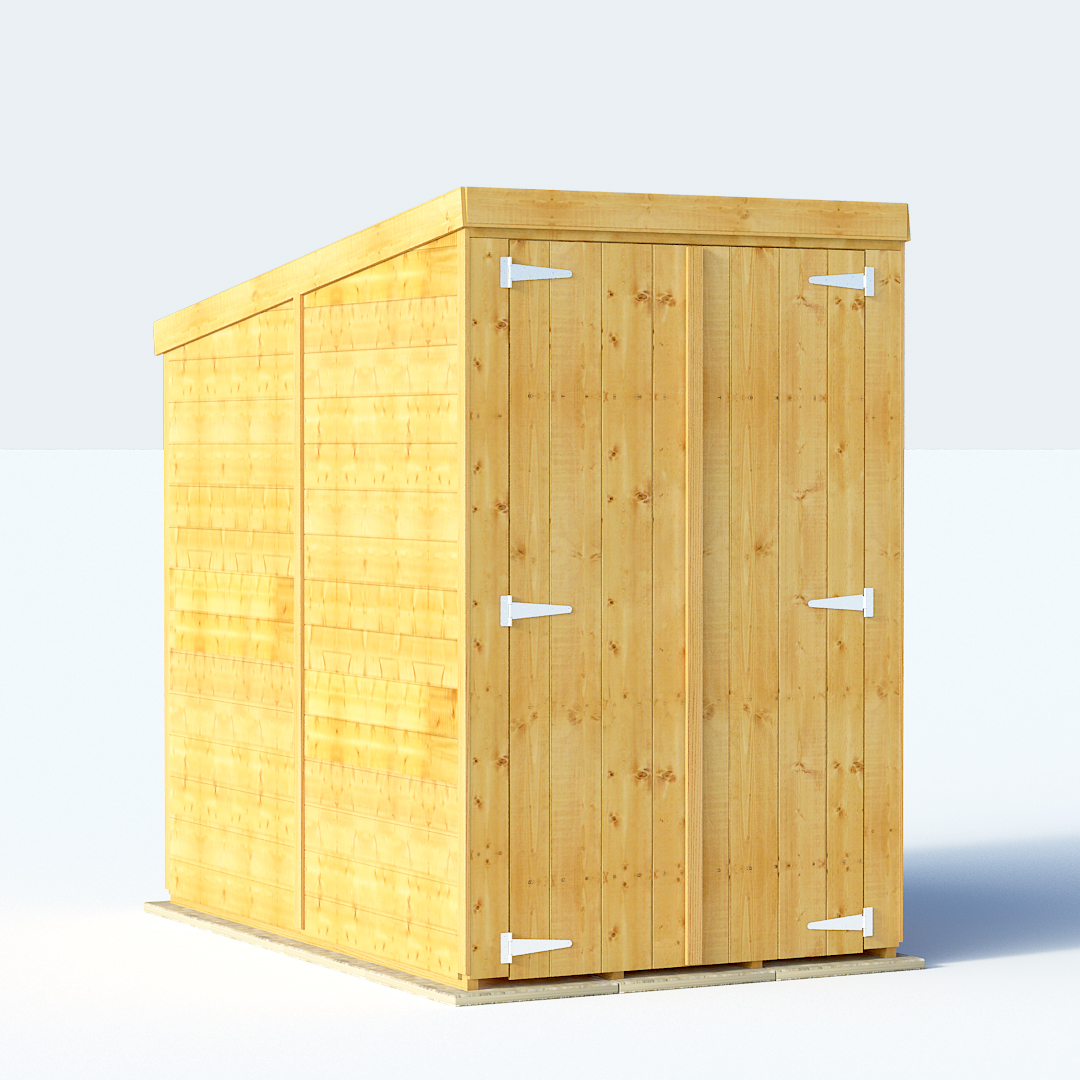 BillyOh Master Tongue and Groove Pent Shed
