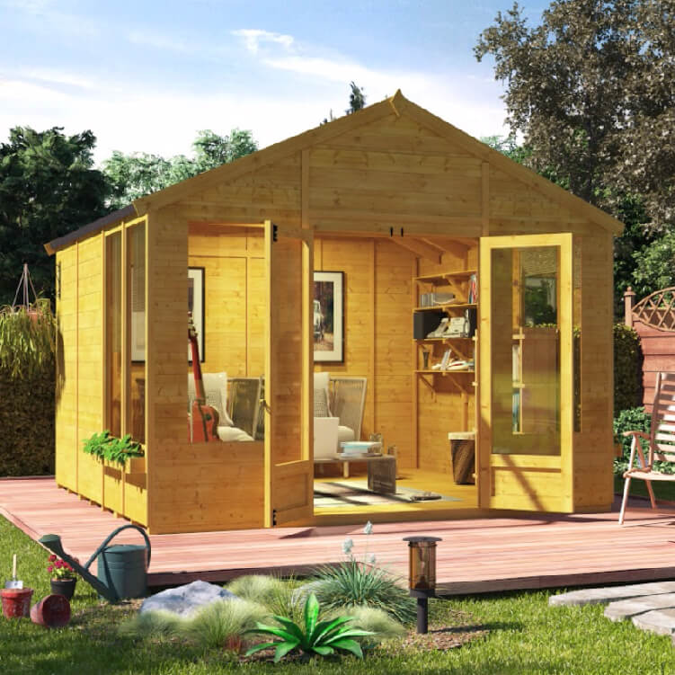 BillyOh Holly Tongue and Groove Apex Summerhouse